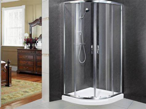Ctm Shower Doors Tech Chrome Quadrant Shower Enclosure Ctg201 Ctm