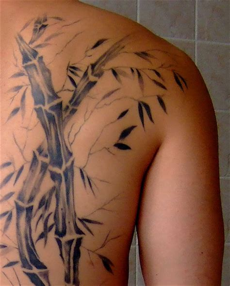 japanese tree tattoo bamboo tattoos designs ideas and meaning tattoos for you