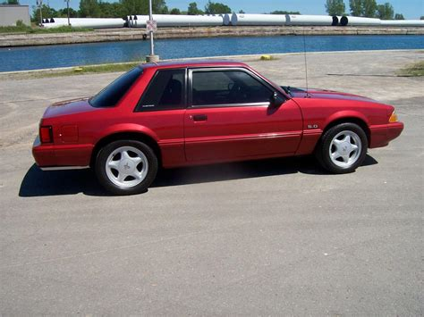 1992 mustang lx 1992 ford mustang lx 5 0 12 500 canadian mustang