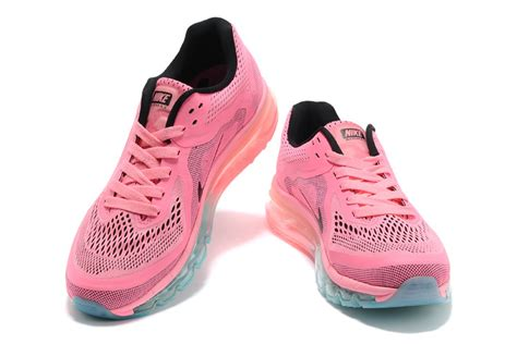 buy authentic nike air max 2014 look mens shoes pink