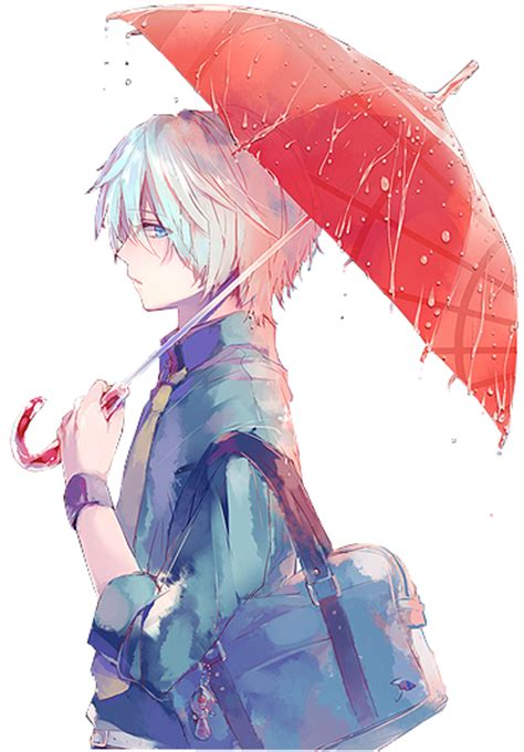 Anime Umbrella by Smile When You Can We It Anime Anime Boy And
