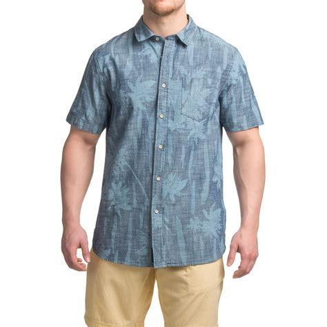 Jachs Ny Plaid Shirt Branded jachs ny chambray floral shirt for save 90