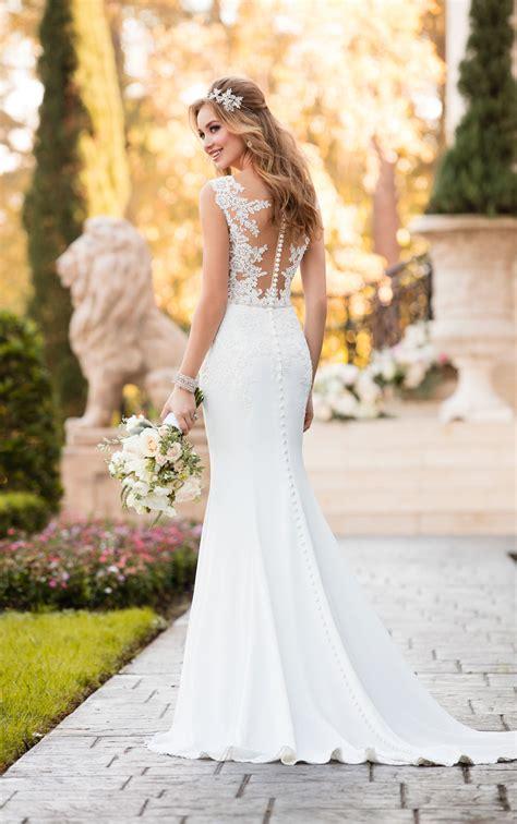 Lace Style Wedding Dresses by Wedding Dresses Lace Wedding Dress Stella York