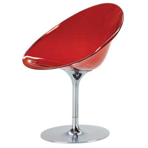 Kartell Eros Swivel Chair As Seen On Ugly Betty Big Brother Eros Swivel Chair