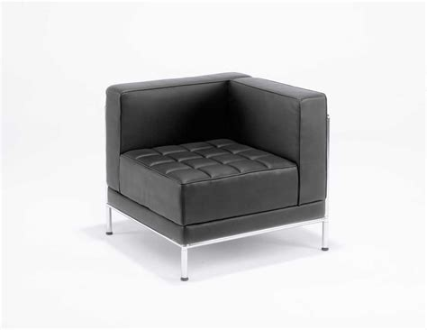 9 Latest And Stylish Office Sofa Designs In Different Ideas Black Leather Office Sofa