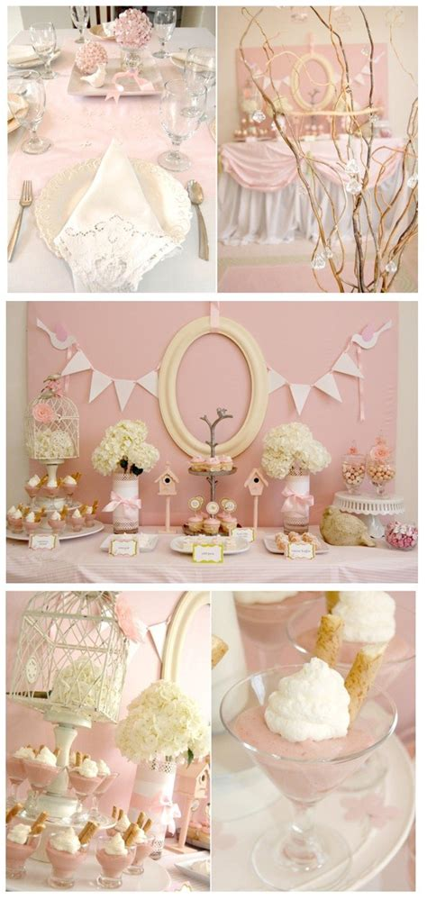 cute themes for baby girl showers 5 unique baby shower ideas for girls we love these cute