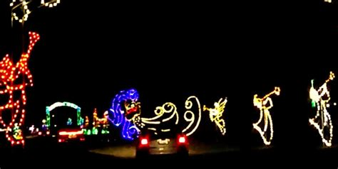 northeast ohio christmas light displays