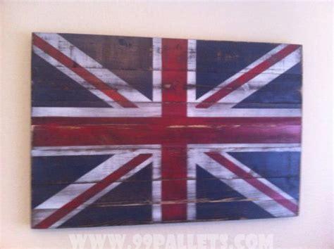 diy pallet art flag ideas craftsdiy pallet flag