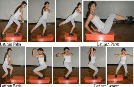 Pering Lengan Perut Paha Betis healthy about aerobic