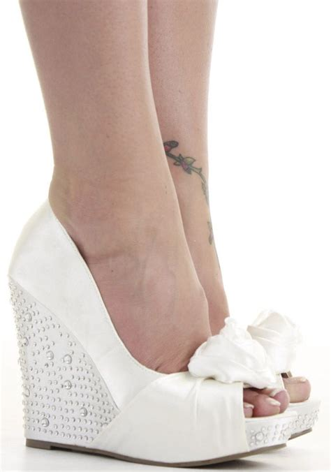 white high heel wedges white wedge high heels qu heel