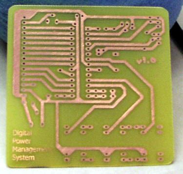 the future make your own pcb m5