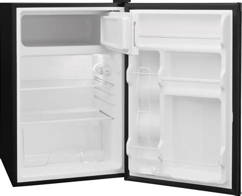 2 door compact frigidaire ffpe4522qm 22 inch compact refrigerator with 4