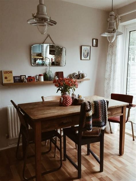 cozy dining room eclectic country decor vsco i n t e r i o r