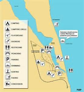 state parks in florida map where to catch fish in st johns county florida national