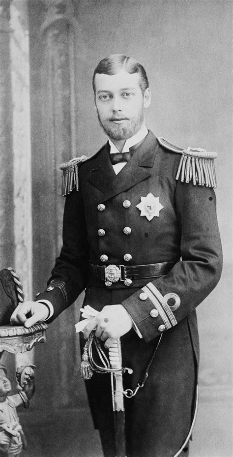 Prince George of Wales,future King George V of the United
