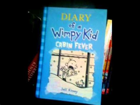 fever falling for a volume 4 books diary of wimpy kid cabin fever vol 6 book review