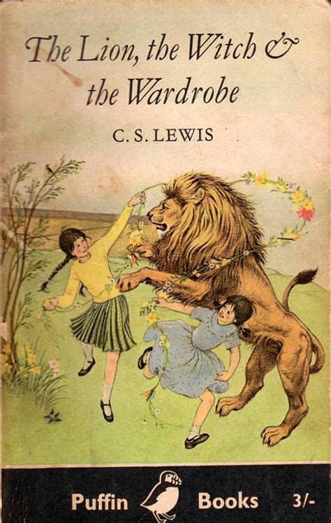 The Witch And The Wardrobe Book by The The Witch And The Wardrobe By C S Lewis