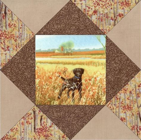 Pre Cut Quilting Kits by Dogs Meadow 6 Pre Cut Quilt Kit 9 Quot Blocks