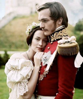 film about young queen violets and daisies the young victoria movie review