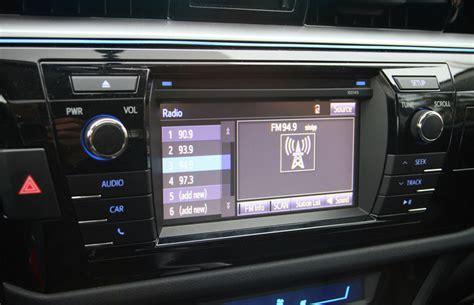 Toyota Corolla 2014 Radio Toyota Corolla 2013 2015 Aftermarket Navigation Car Stereo