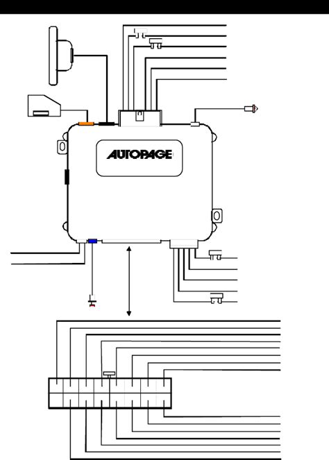 wiring diagram autopage rs 750 get free image about