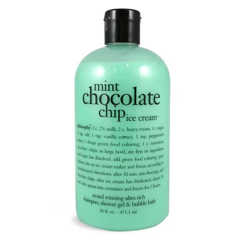 Shower To Shower Original by Mint Chocolate Chip Body Wash On The Hunt