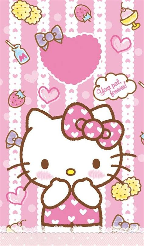 Wallpaper Sticker Dinding Kartun Anak Hello Pink Let S Play 17 best images about hello