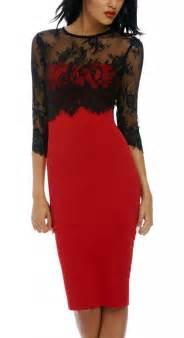 Sukienka koronkowa czerwona r kaw 3 4