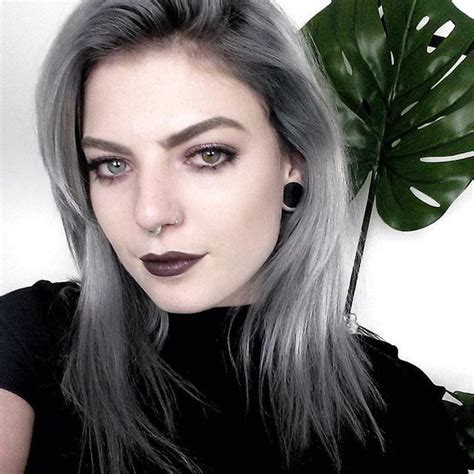 silver hair color dye best 25 grey hair dyes ideas on silver grey