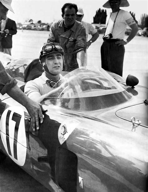 Ferrari 0546lm by 1956 Sebring 12 Hours Grand Prix Race Photos History