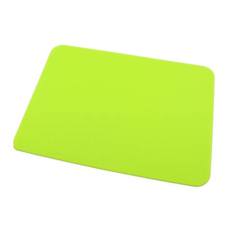 Silicone Mouse Mat by Soft Gel Silicone Thin Silm Anti Slip Mouse Pad Mat For