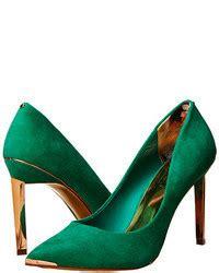 imagenes de tacones verdes zapatos mujer verdes