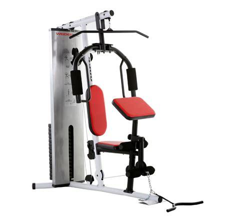 weider pro 4500 krachtstation fitnessdigital