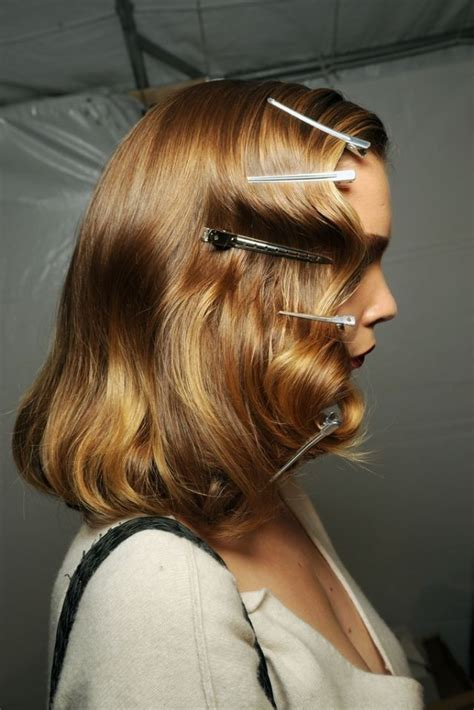 hair color in 1940 finger wave and pin curls it is all about the hair