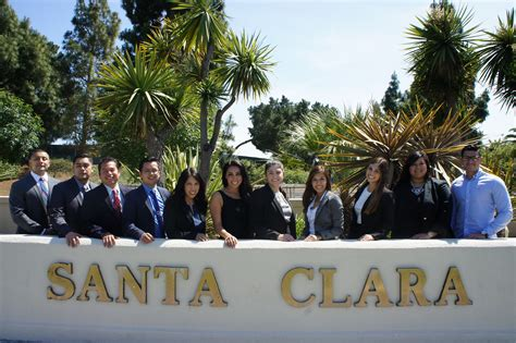 Santa Clara Mba Program Ranking by Faculty Santa Clara Autos Post