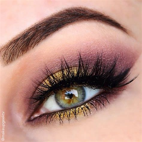 Eyeshadow Gold faviana s guide to everything glam gowns