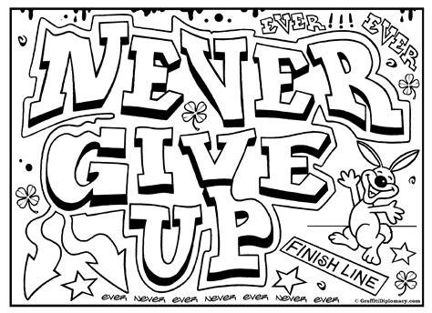 cool coloring pages with words cool graffiti words coloring pages best graffiti collection