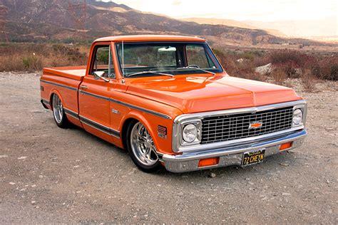 Chevy Cheyenne gary cooper s never done 1972 chevy cheyenne rod network
