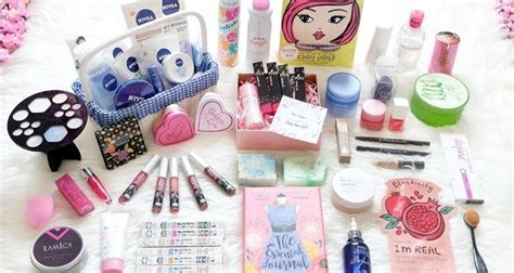Harga Make Up Emina Satu Paket harga make up pixy satu paket macam produk kegunaan