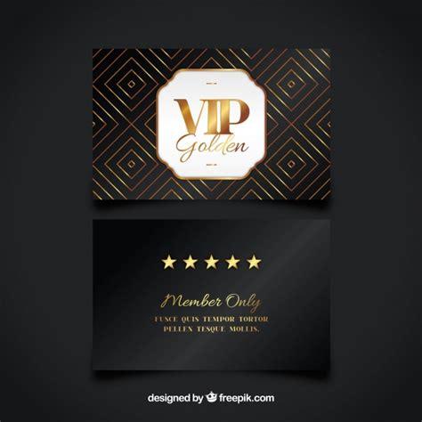 Card Vip Design