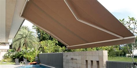Awning Singapore by Retractable Awnings Malaysia Indonesia And Singapore