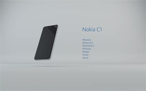 c1 nokia android phone 2016 nokia c1 is rumored android smartphone by foxconn