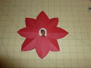 poinsettia pattern for kindergarten cute poinsettia craft for preschoolers preschool crafts