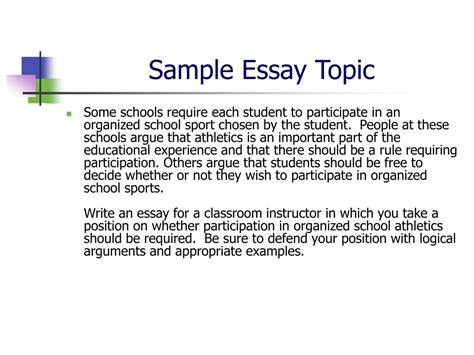 Accuplacer Essay Exles by 9 Essay Writing Tips To Accuplacer Essay Help