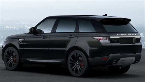 land rover sport 2016 black 2017 range rover sport release date land rover