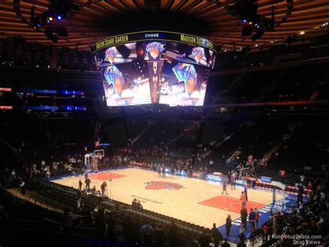 msg section 119 madison square garden section 119 new york knicks