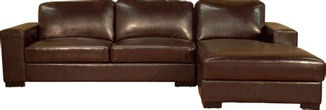 Leather Sectional Sofa With Chaise Dark Brown Leather Sectional Sofa With Brown Velvet Seat