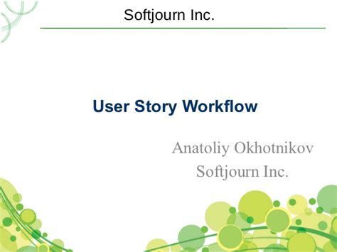 user story workflow user story workflow eng