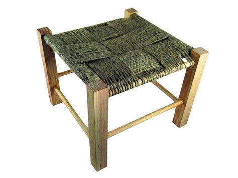 c foot stool kit with jute paul s supplies