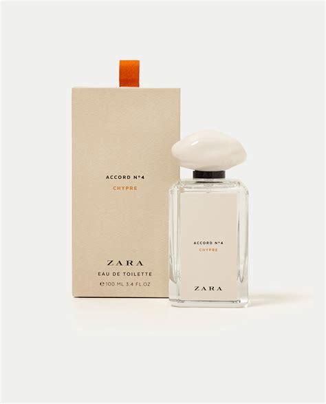 Parfum Zara Bright accord no 4 chypre zara perfume a novo fragr 226 ncia